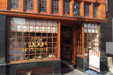 raam Bakkerij Moolenbeek
