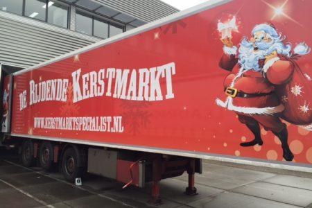 oplegger Kerstmarkt
