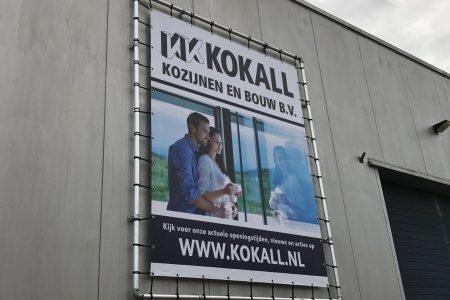 spanframe Kokall Kozijnen