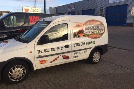 auto Burgerbar Stoer en Lekker