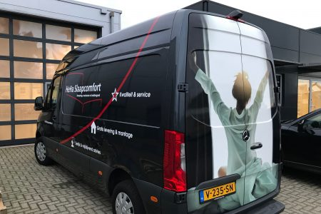 mercedes bus HeHa Slaapcomfort