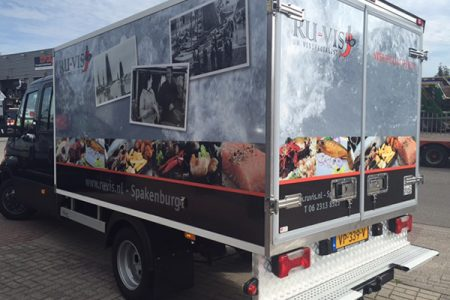 vrachtwagen Ru-vis