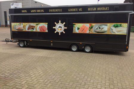 verkoopwagen Graaf Visspecialiteiten