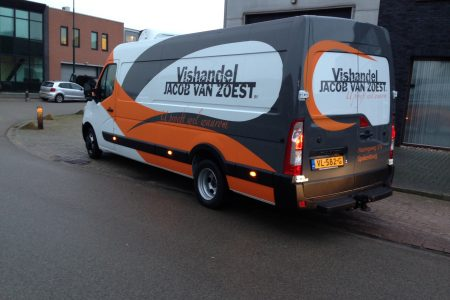 auto Jacob van Zoest