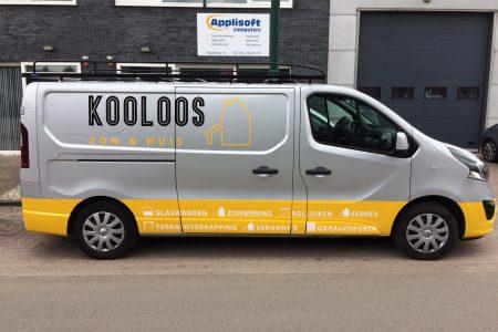 bedrijfwagen Kooloos