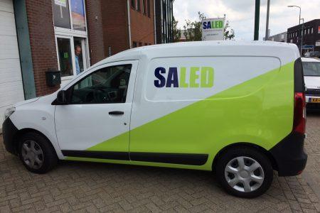 bedrijfswagen Saled