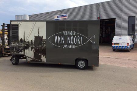 verkoopwagen van Noort