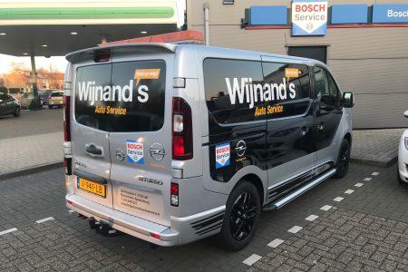 servicewagen Wijnand's